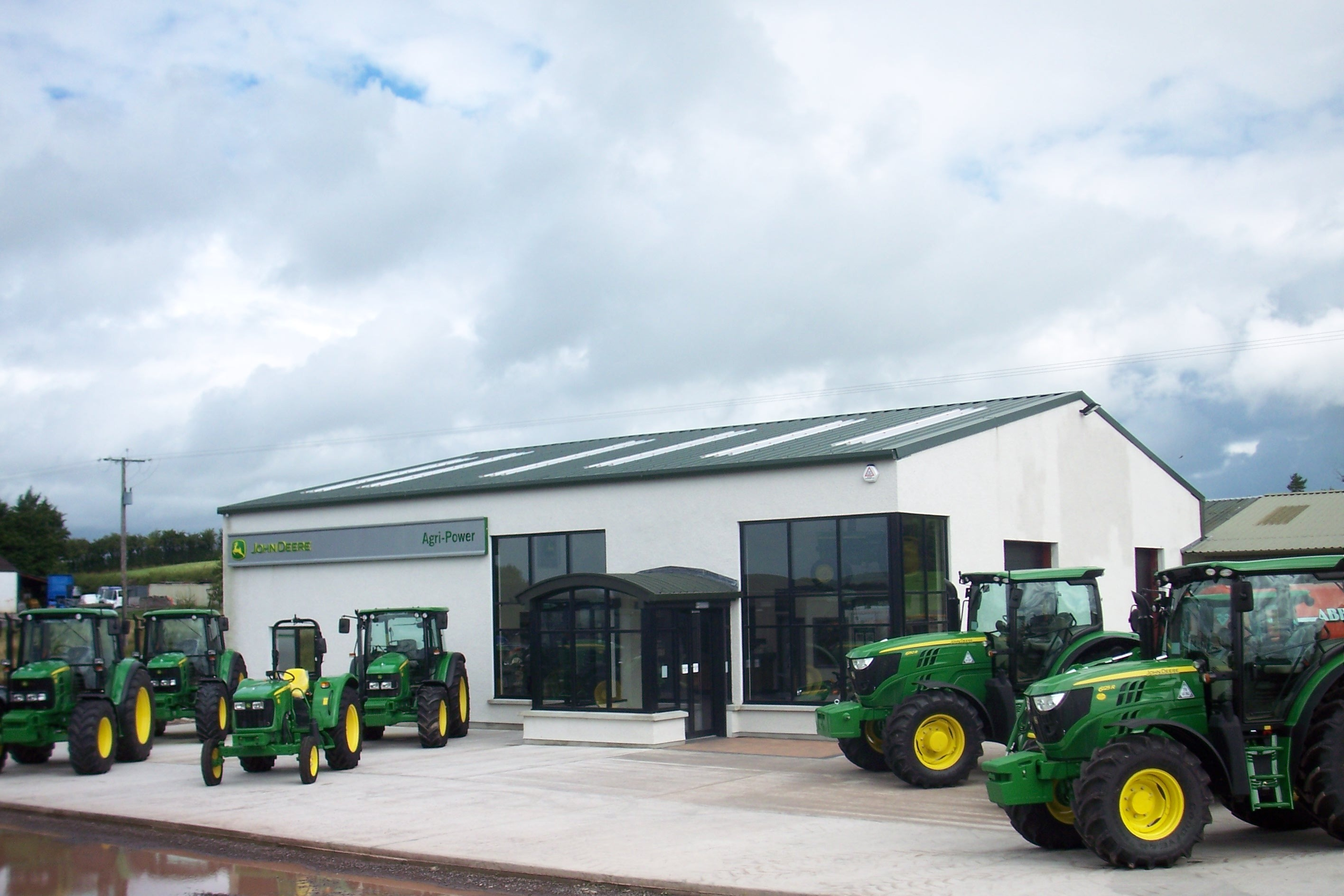 New showroom open at Agri-Power!