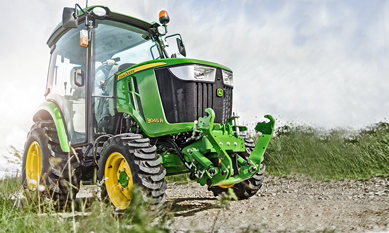 0% Finance available on Compact Tractors!