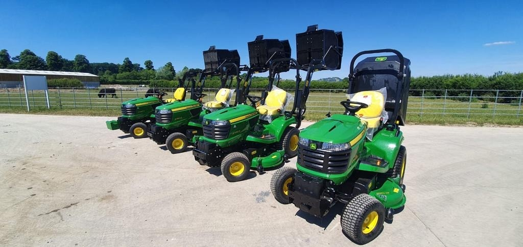 Ready for delivery John Deere X950R