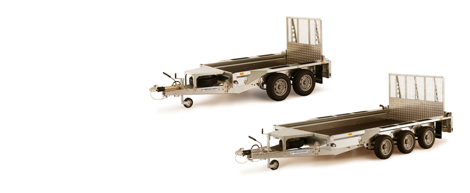 Ifor Williams GX Plant Trailers