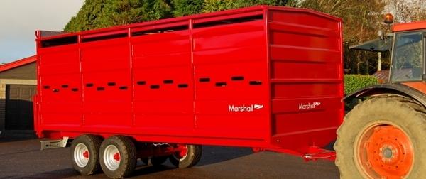 Livestock Trailers/ Containers