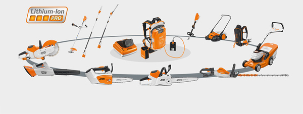 PRO Cordless Power Systems