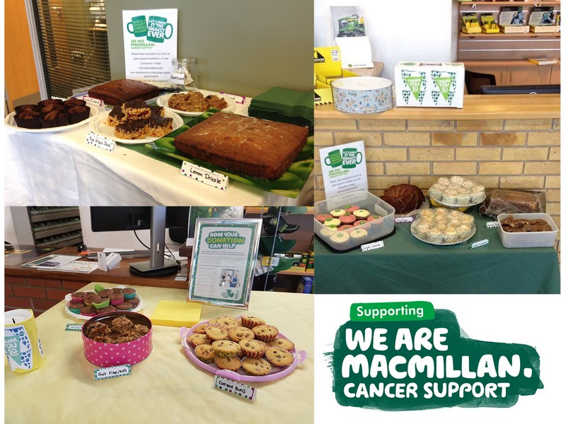 Doubleday get cooking for Macmillan
