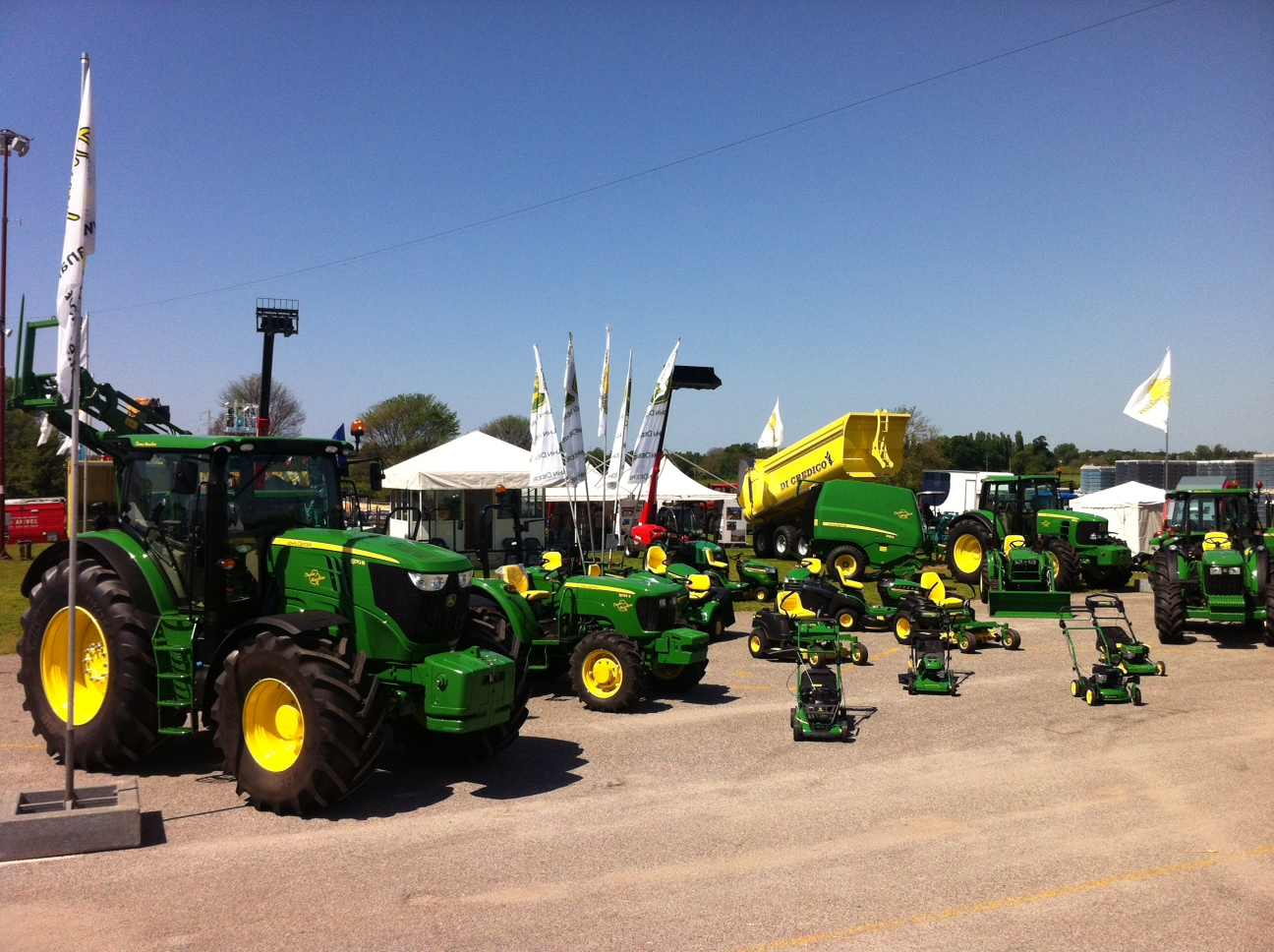 Mostra Agricola Campoverde 2012
