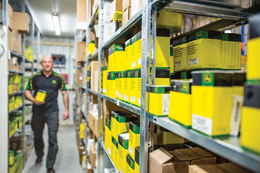 Parts Employee - Swanland, East Yorkshire