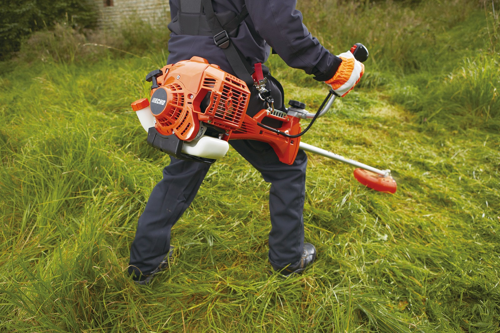 Echo Brushcutter