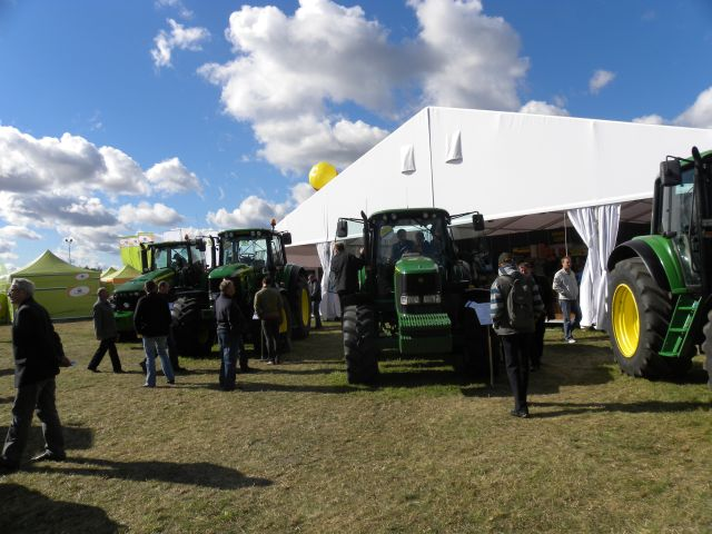 AGRO-SHOW BEDNARY 2012