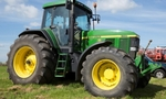 See The 16 Year old John Deere 7710 That Sold For Almost £50,000.