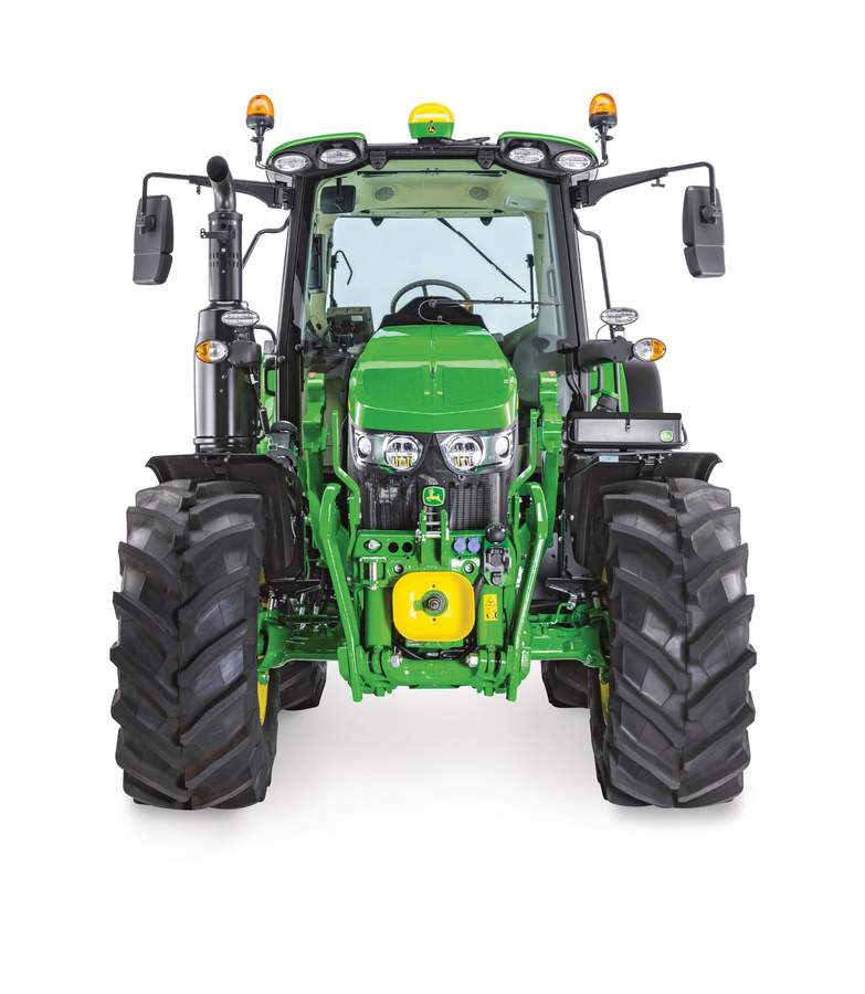 The New 6M Series from John Deere