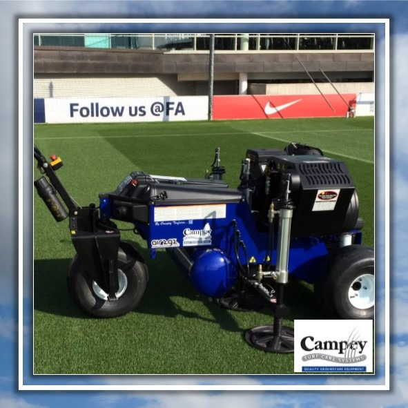 Campey Turf Care System - Air2G2.