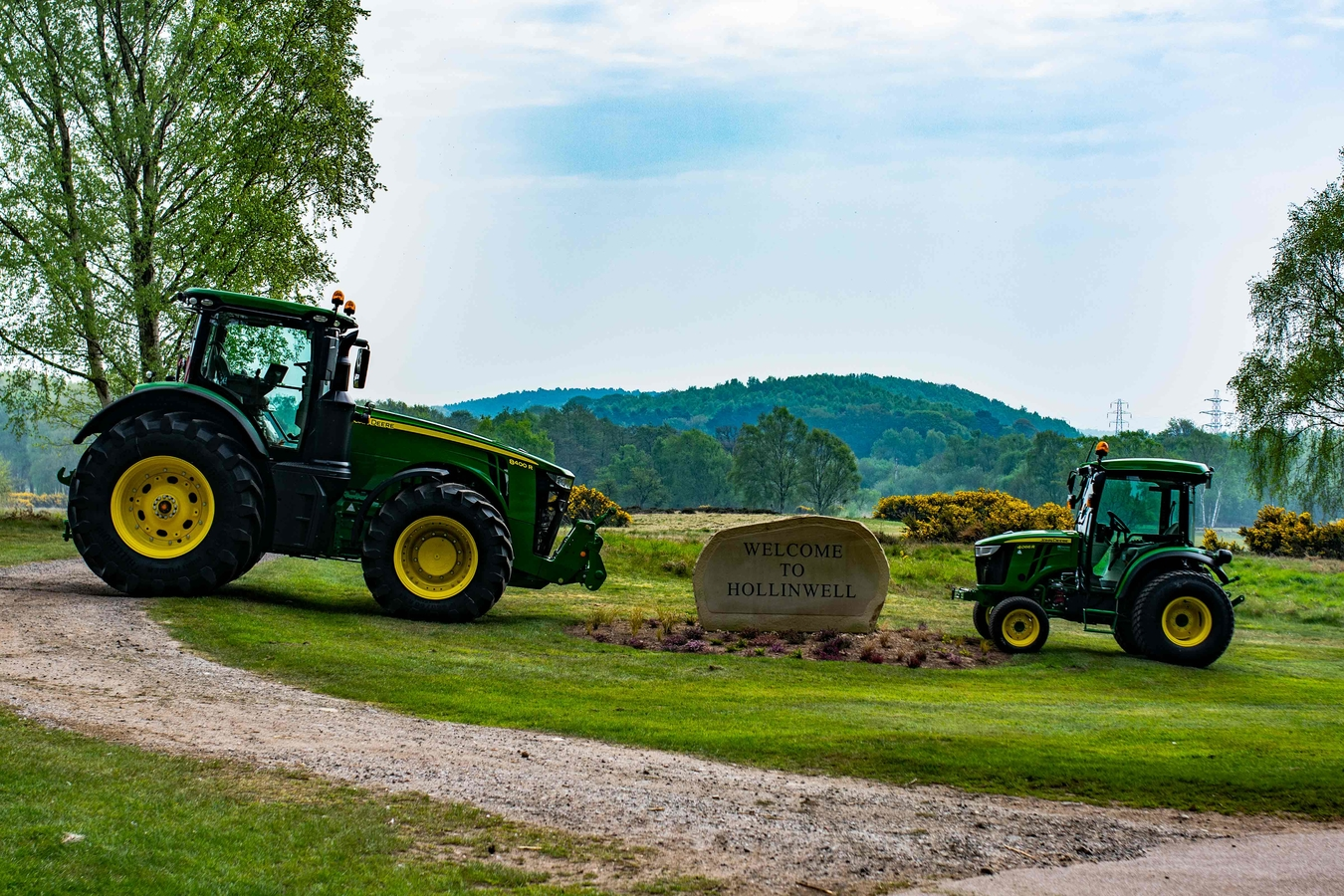 John Deere Golf World Championship Hollinwell
