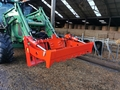 NUGENT BALE CUTTER WITH WRAP CATCHER