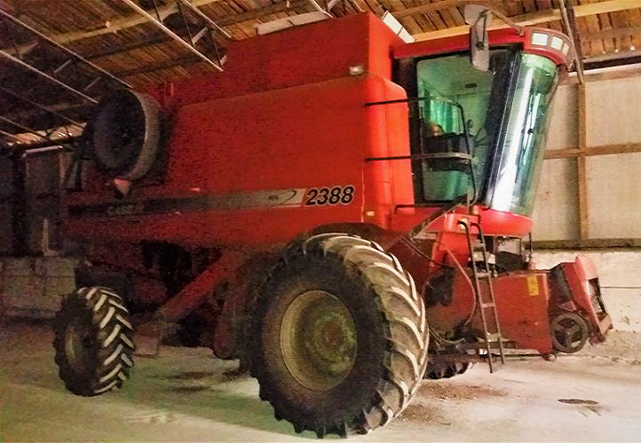 Case Axial Flow 2388