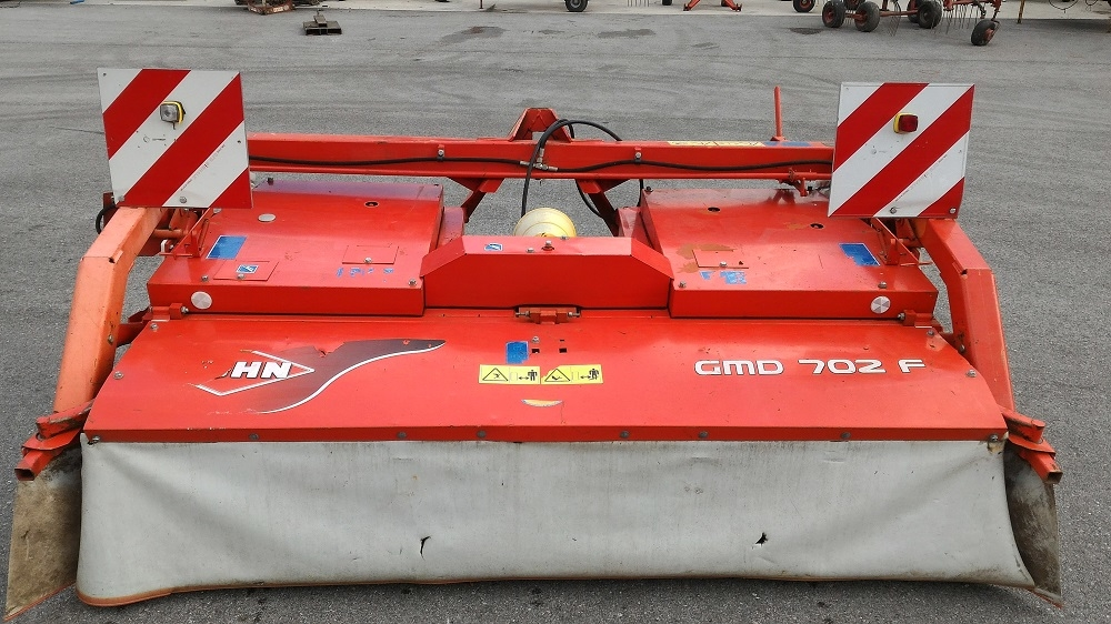 FALCIATRICE ROTANTE FRONTALE KUHN  GMD702F