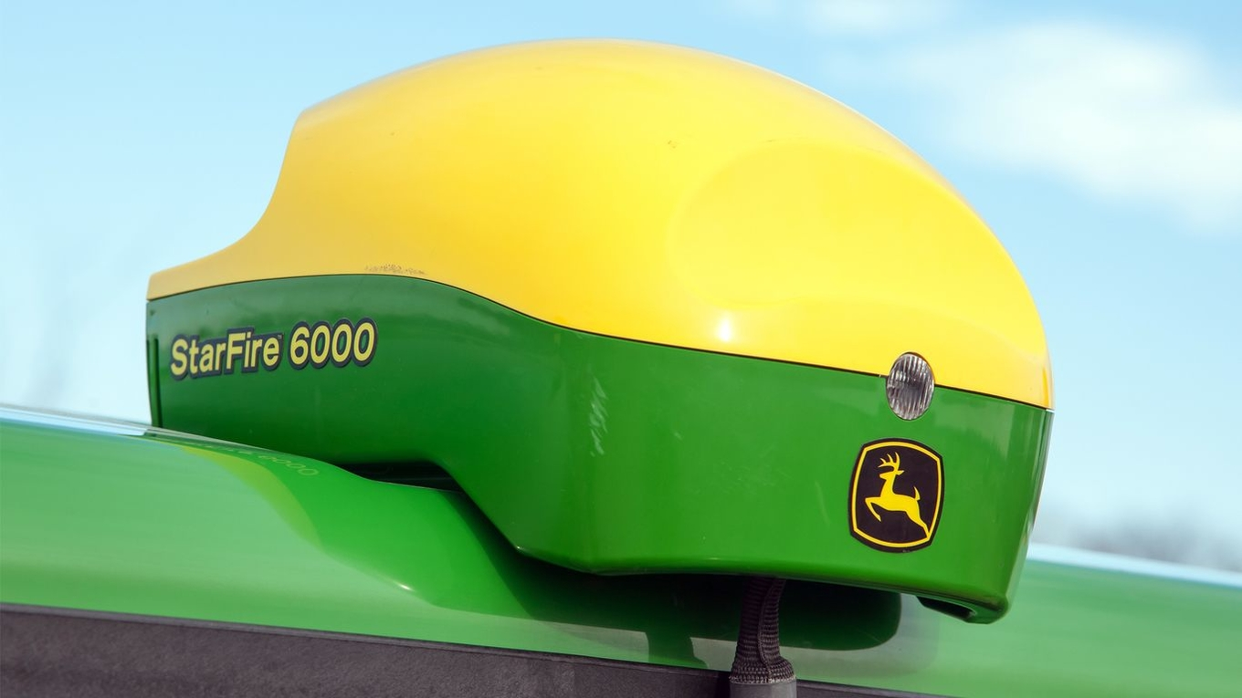 John Deere StarFire receivers are unaffected by the GPS 2019 week rollover.