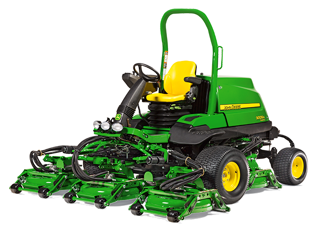 John Deere Ex Demo 9009A Terraincut Rough Mower (Ref 1492)