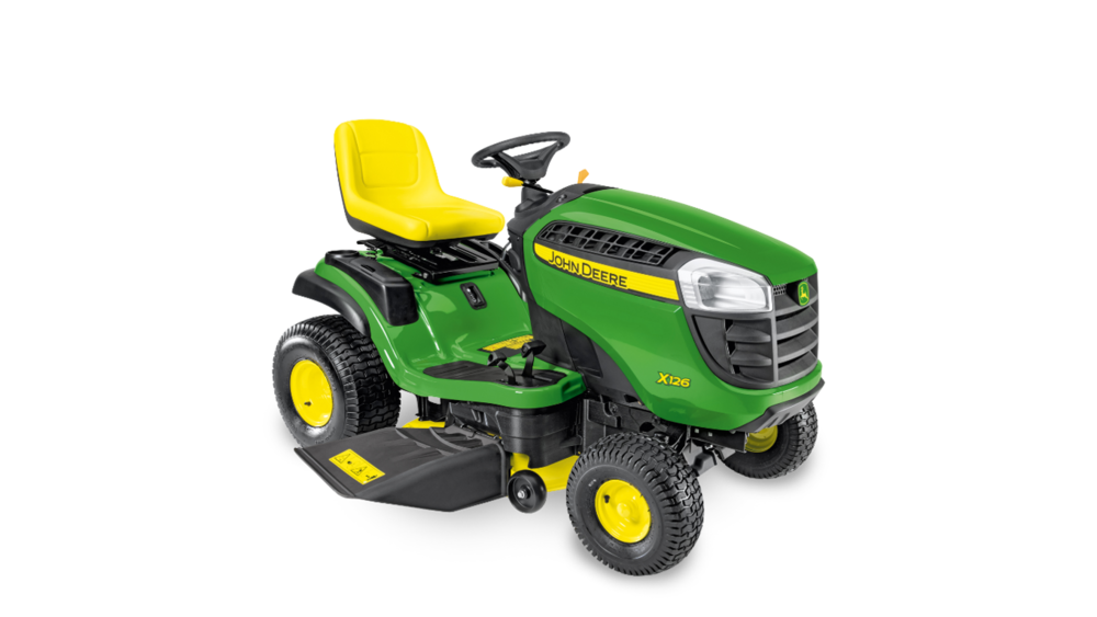 John Deere NEW - SPECIAL PRICE X126 Riding Lawn Tractor (Ref 1552)