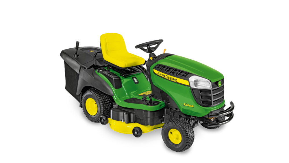John Deere NEW - SPECIAL PRICE X166 Riding Lawn Tractor (Ref 1554/55)