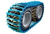 Olofsfors ECO TRACK 700/710 - 26.5 TRS