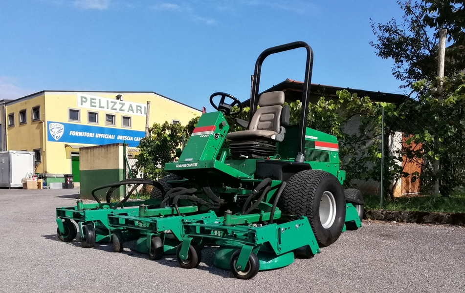 RANSOMES AR250