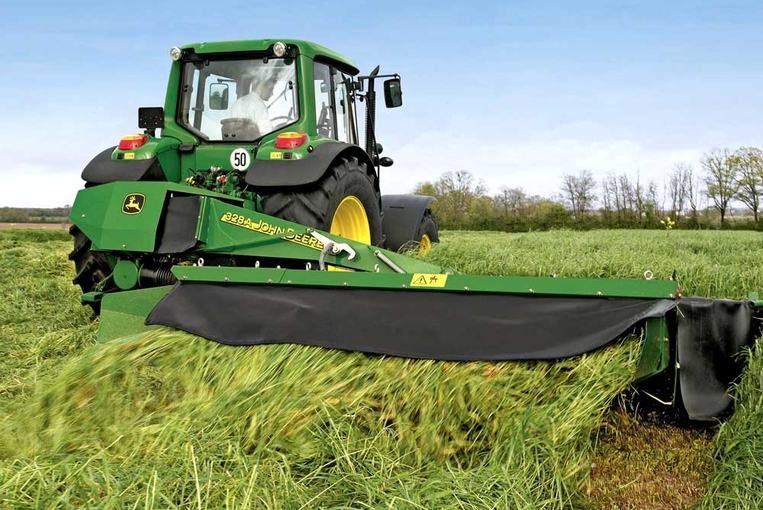 John Deere Mower Conditioners
