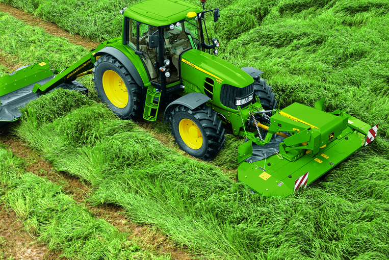 Mower Conditioners from John Deere