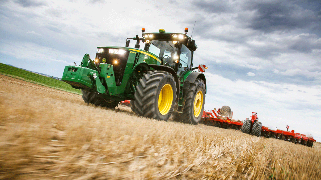 John Deere étend son programme Fuel Guarantee aux applications aux champs