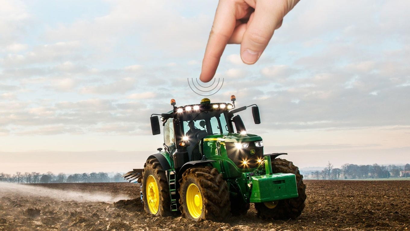 John Deere simplifie l'Operations Center