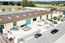 John Deere dealer New Forest Farm Machinery's new turf equipment outlet at Sparkford in Somerset.