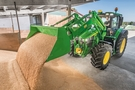 M Series front loaders for tractors