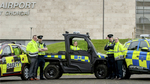 Supplied by John Deere dealer Seamus Weldon, this specially liveried XUV 865M Gator utility vehicle is being used by the Cork Airport Police Service.