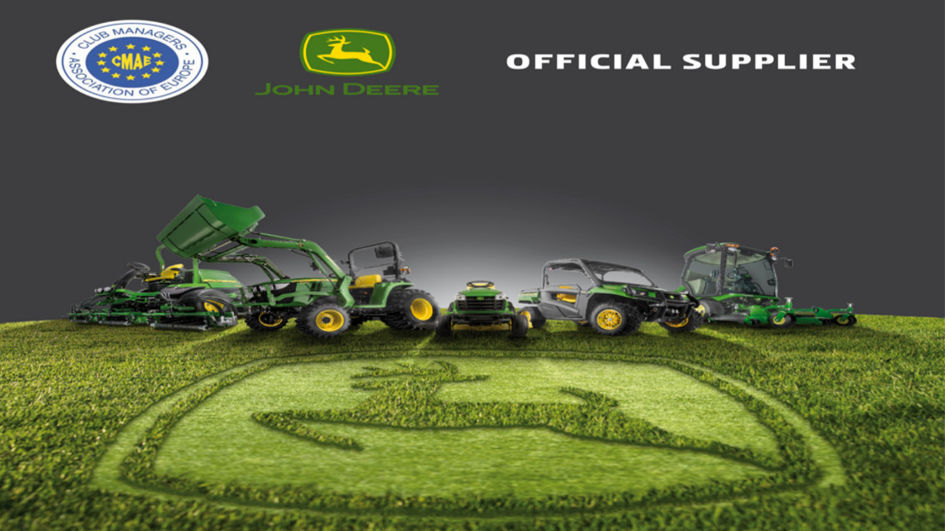 John Deere announces official supplier agreement with CMAE