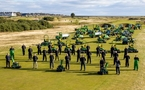 Carnoustie Golf Links annuncia la partnership con John Deere e Rain Bird