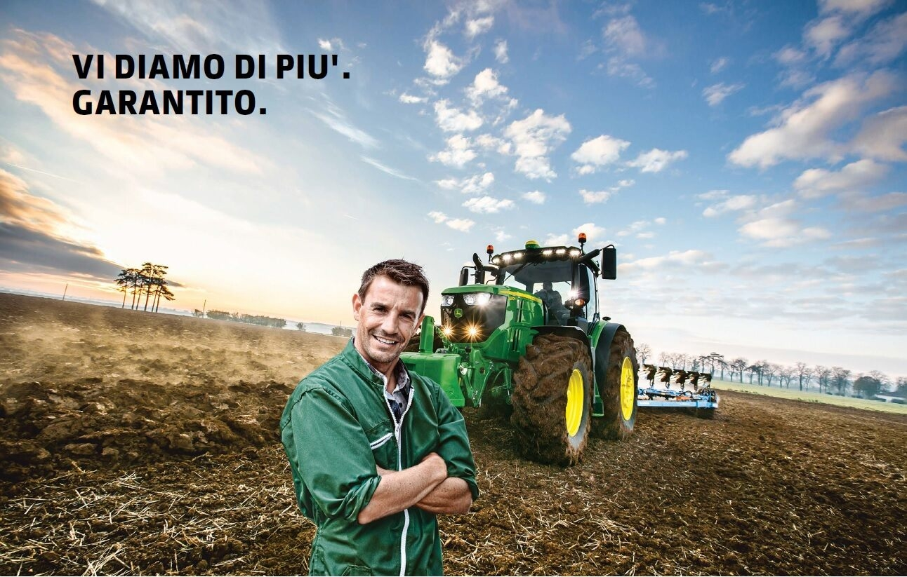 Campagne Marketing 2019 John Deere