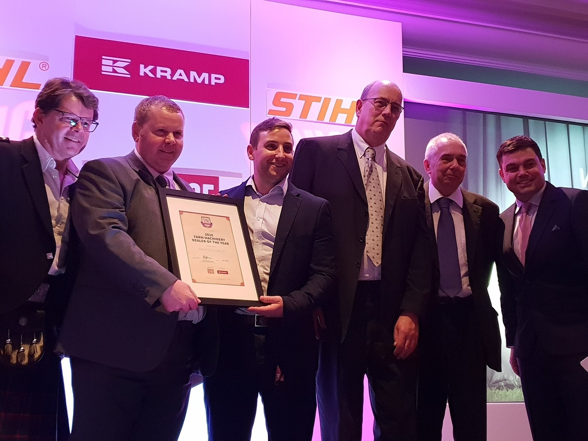 Service Dealer of the Year