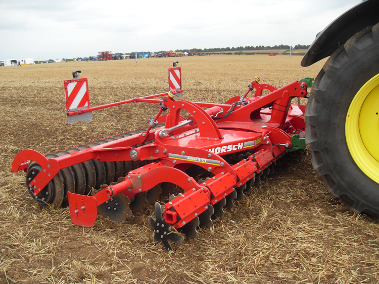 Horsch Cultivation