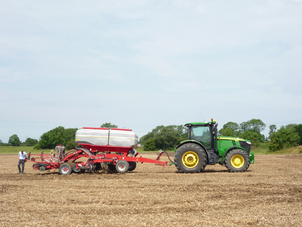 Horsch Drills and Air Seeders