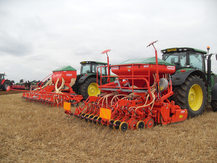 Maschio Power Harrows