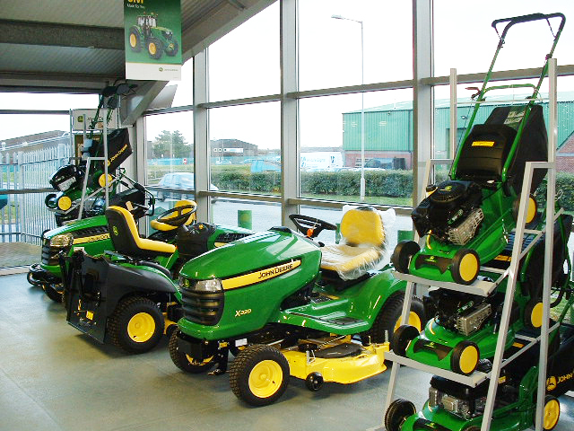 Mowers and Ride Ons