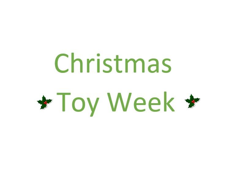 Sharmans Christmas Toy Event Week!