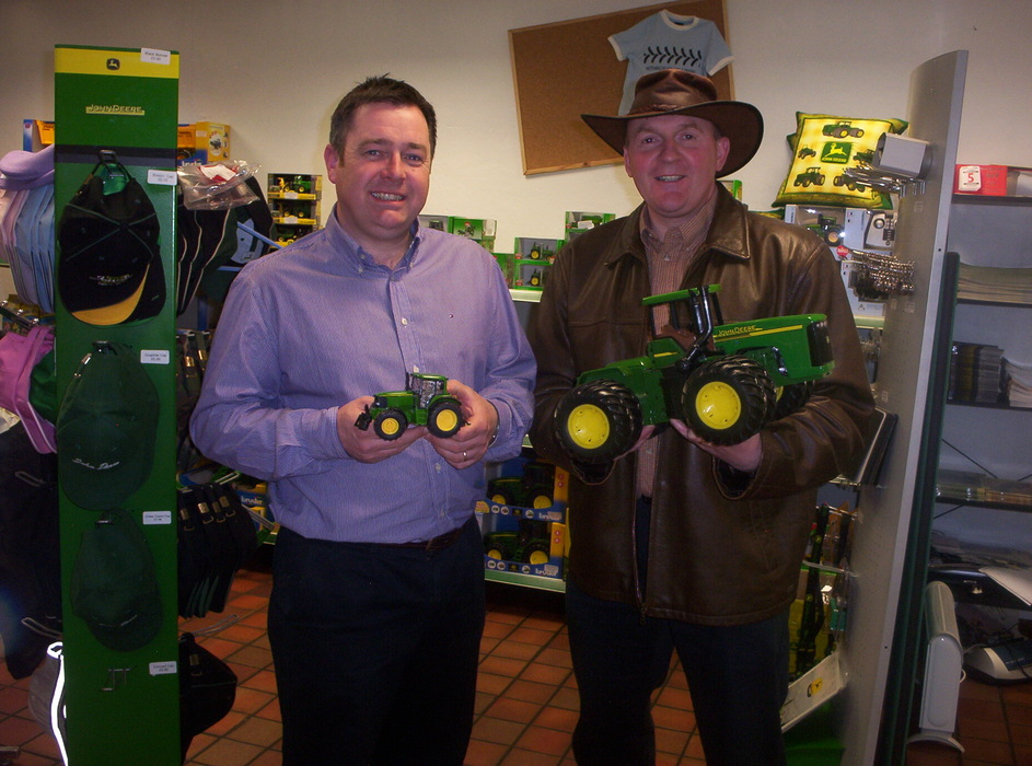 Northern Ireland Farm Toy and Model Show