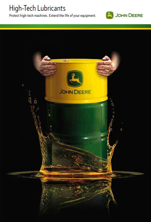 John Deere High-Tech Lubricants