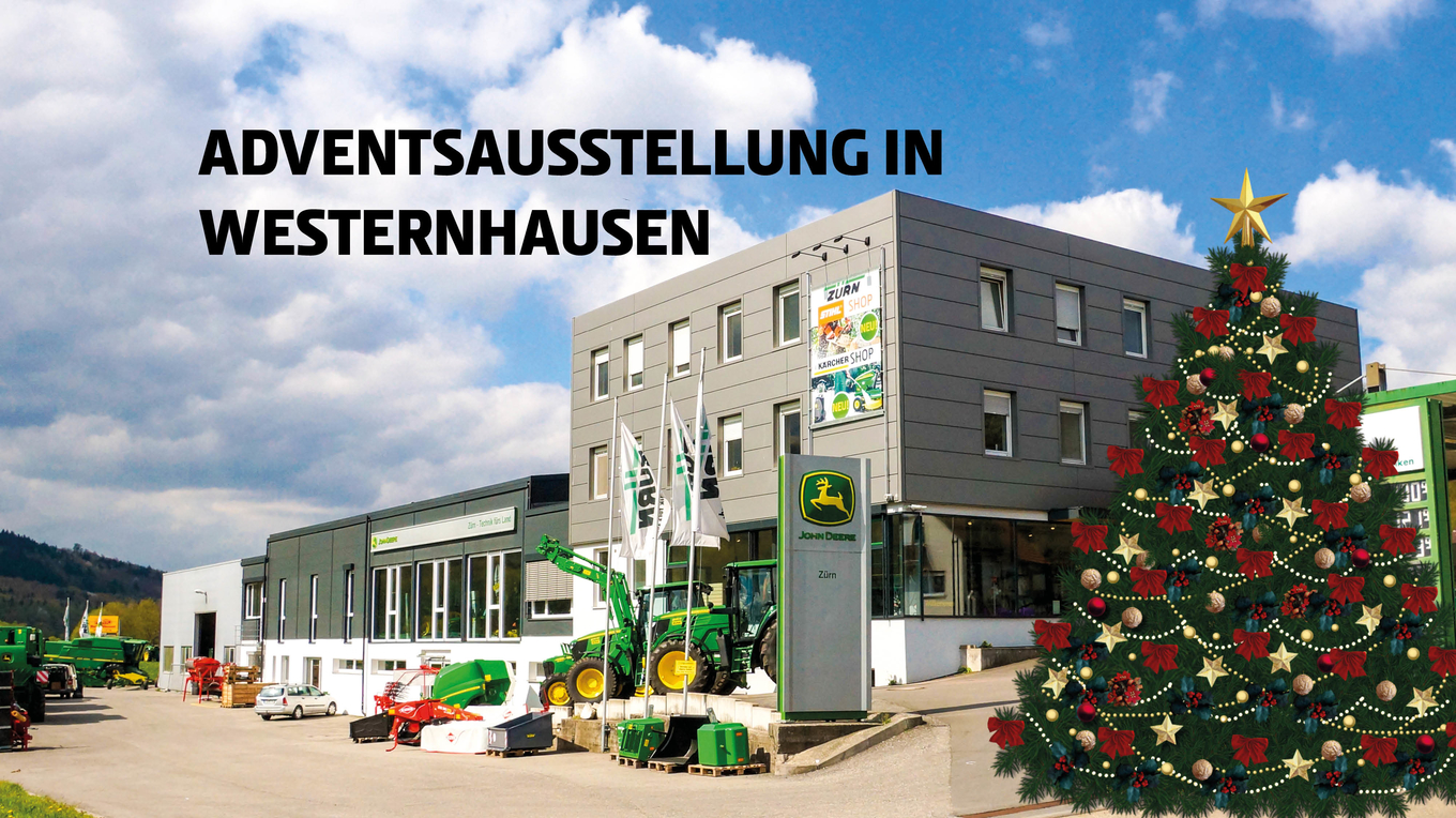 Adventsausstellung am dritten Advent in Westernhausen